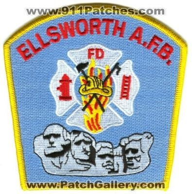 Ellsworth Air Force Base Fire Department (South Dakota)
