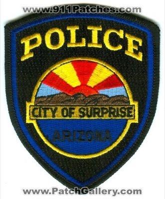 Surprise Arizona Police Department Arizona - Surpri...