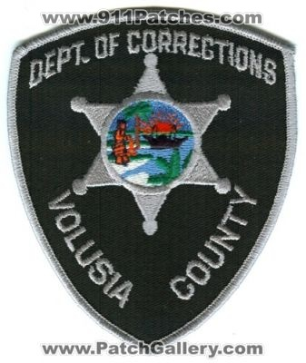 Florida - Volusia County Sheriff Department of Corrections ...