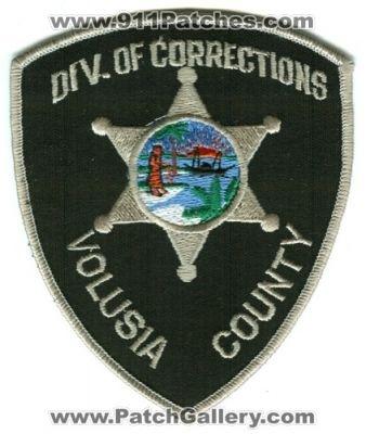Florida - Volusia County Sheriff Divison of Corrections ...