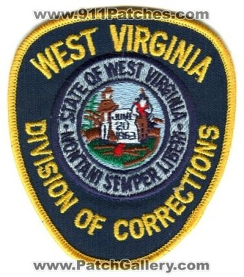 West Virginia - West Virginia Division of Corrections ...