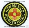 New_Mexico_Mounted_Patrol_Patch_New_Mexico_Patches_NMP.JPG