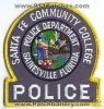 Santa_Fe_Community_College_Police_Patch_Florida_Patches_FLP.JPG
