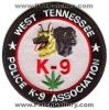 West_Tennessee_Police_K9_Association_Patch_Tennessee_Patches_TNPr.jpg