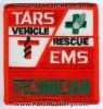 Tennessee_Association_of_Rescue_Squads_TARS_Vehicle_Rescue_Technician_EMS_Patch_Tennessee_Patches_TNEr.jpg