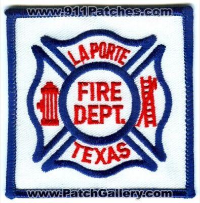 Texas la porte fire department texas patchgallery for Laporte tx police dept
