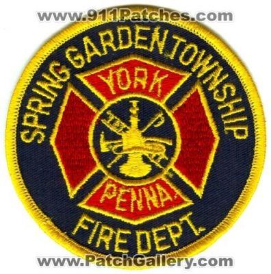 Pennsylvania Spring Garden Township Fire Department