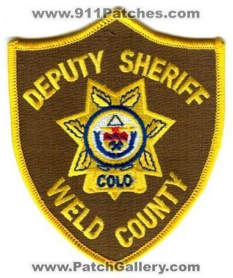 listing detention deputy weld county colorado