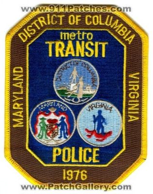 Metro Transit Police (Washington DC)