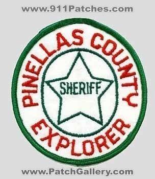 Florida - Pinellas County Sheriff Explorer (Florida