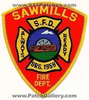 North Carolina - Sawmills Fire Department (North Carolina