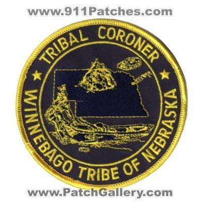 an essay on the winnebago tribe of nebraska