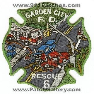 New york garden city fd rescue 6 - Garden city police department ny ...