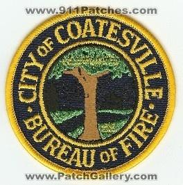 coatesville fires in pennsylvania
