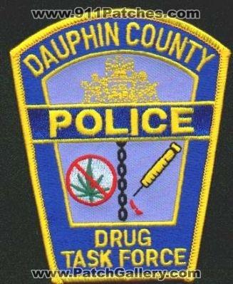 Pennsylvania - Dauphin County Police Drug Task Force