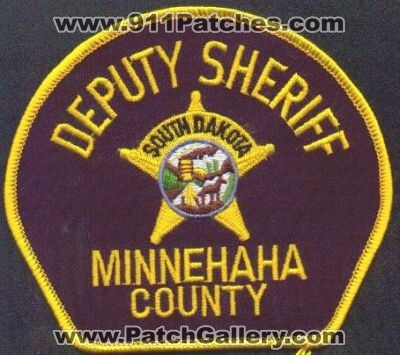 Minnehaha County Sheriff Deputy