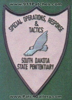 South Dakota State Penitentiary Special Operations Response & Tactics