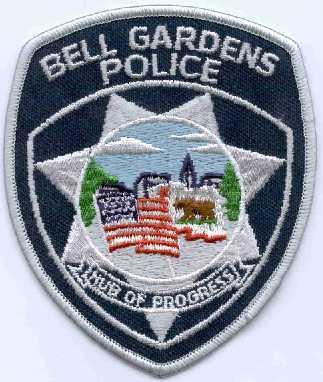 California Bell Gardens Police Online