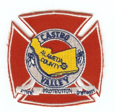 California - Castro Valley Fire Protection District