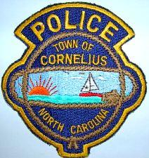 North Carolina - Cornelius Police - PatchGallery.com ...