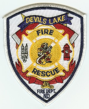 Devils Lake Fire Dept Rescue