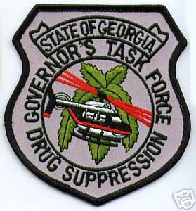 Georgia - Georgia State Governor's Task Force Drug