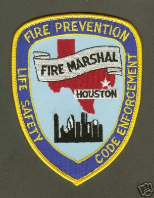 how to become a fire marshal in texas