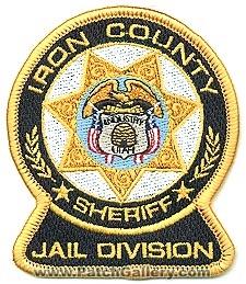 Utah - Iron County Sheriff's Department Jail Division (Utah