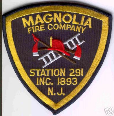 Magnolia Fire Company Station 291