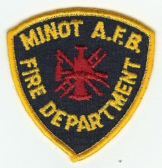 Minot AFB Fire Department