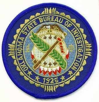 oklahoma oklahoma state bureau of investigation patchgallery patch