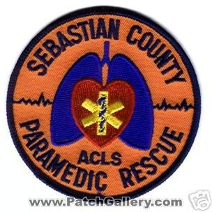 Sebastian County Paramedic Rescue (Arkansas)
