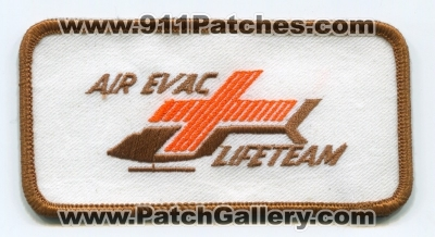 Air Evac Lifeteam Patch (Missouri)