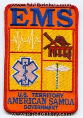 American Samoa Emergency Medical Services (Samoa)