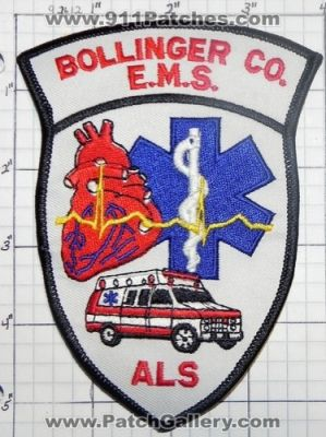 Bollinger County Emergency Medical Services ALS (Missouri)