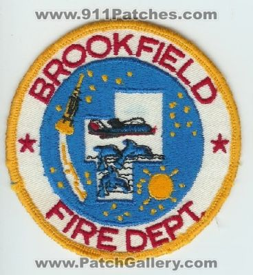 Illinois - Brookfield Fire Department (Illinois) - PatchGallery com