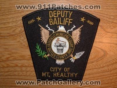 Ohio - Butler County Sheriff's Department Deputy Bailiff Fairfield