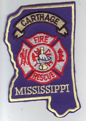 Mississippi - Carthage Fire Rescue (Mississippi