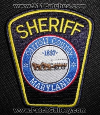 Maryland - Carroll County Sheriff's Department (Maryland