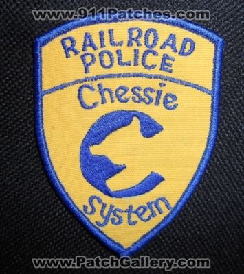 Chessie System Railroad Police (UNKNOWN STATE)
