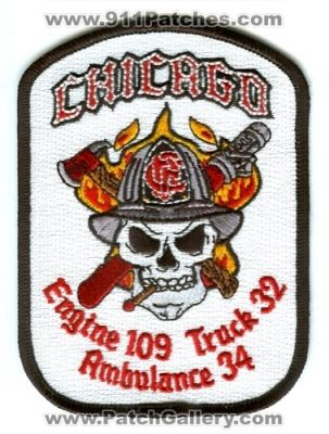 Patch Designs Fire Dept