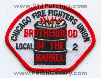 Illinois - Chicago Fire Department FireFighters Union IAFF