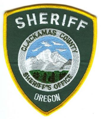 Oregon - Clackamas County Sheriff's Office (Oregon