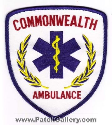 Commonwealth Ambulance