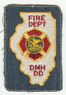Illinois Decatur Military Hospital Dod Fire Dept Patchgallery