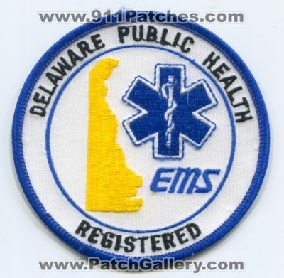 Delaware State Public Health Registered (Delaware)