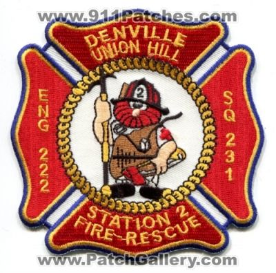 New Jersey - Denville Fire Rescue Department Union Hill