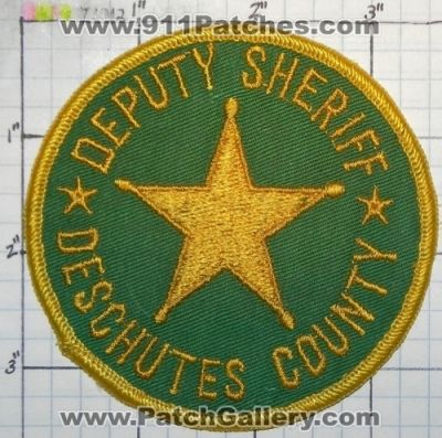 Oregon - Deschutes County Sheriff's Department Deputy