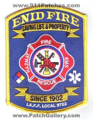 Enid ok fire department
