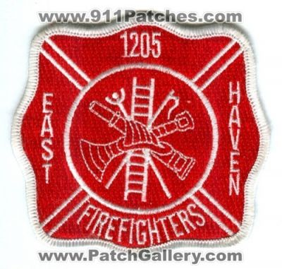 Connecticut - East Haven Fire Department FireFighters IAFF